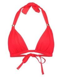 Top de bikini rouge Ralph Lauren