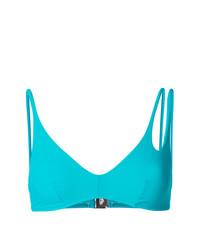 Top de bikini turquoise Araks