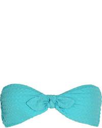 Top de bikini turquoise Heidi Klein