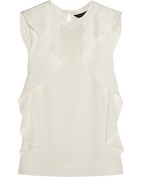 Top sans manches blanc Marc by Marc Jacobs