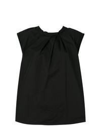 Top sans manches plissé noir 3.1 Phillip Lim
