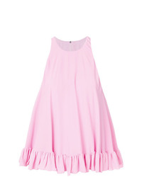 Top sans manches rose MSGM