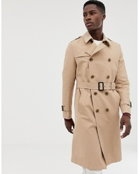 Trench beige ASOS DESIGN