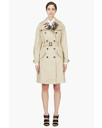 Trench beige Givenchy