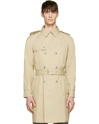 Trench beige Moncler