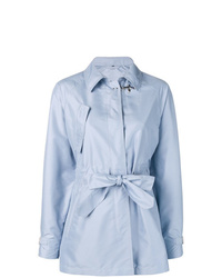 Trench bleu clair Fay