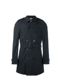 Trench bleu marine Burberry