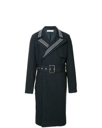 Trench bleu marine JW Anderson