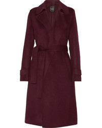 Trench bordeaux Theory