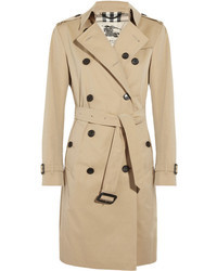 Trench brun clair original 1360509