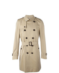 Trench brun clair Burberry