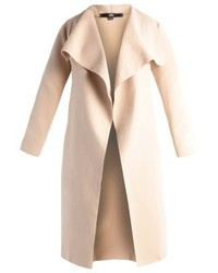 Trench brun clair Missguided