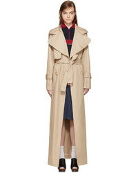Trench brun clair See by Chloe