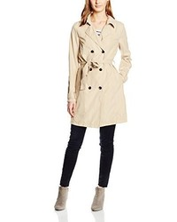 Trench brun clair Vila