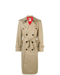 Trench brun clair Zadig & Voltaire