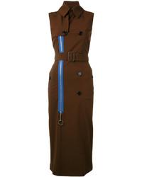 Trench brun foncé Givenchy