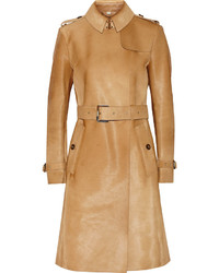 Trench brun Burberry