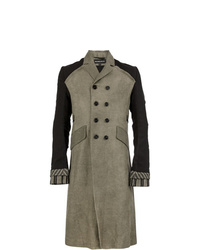 Trench gris Ann Demeulemeester