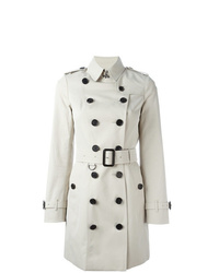 Trench gris Burberry