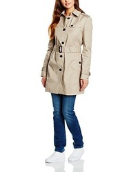 Trench gris Tommy Hilfiger