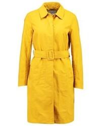 Trench jaune Max Mara