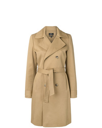 Trench marron clair A.P.C.