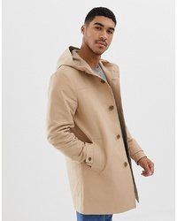 Trench marron clair ASOS DESIGN