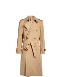 Trench marron clair Burberry