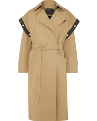 Trench marron clair Givenchy