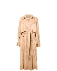Trench marron clair Golden Goose Deluxe Brand