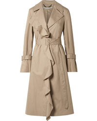 Trench marron clair Stella McCartney