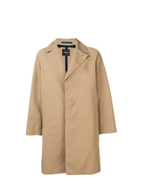 Trench marron clair Theory