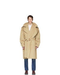 Trench marron clair Y/Project