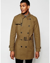 Trench marron Asos