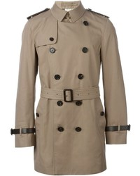 Trench marron Burberry