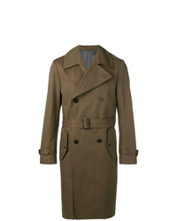 Trench marron Lardini
