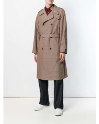 Trench marron Marni