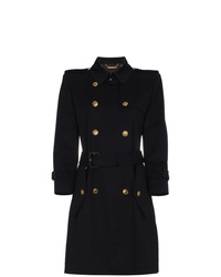 Trench noir Givenchy