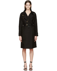 Trench noir Isabel Marant
