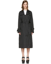 Trench noir Stella McCartney