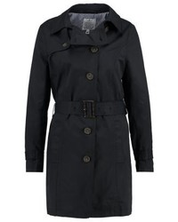Trench noir Tom Tailor