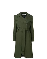 Trench olive Aalto