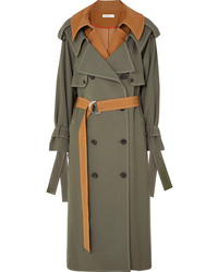 Trench olive Adeam