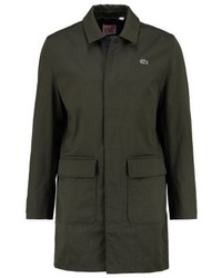 Trench olive Lacoste