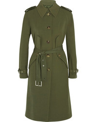 Trench olive Michael Kors