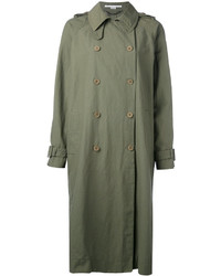 Trench olive Stella McCartney