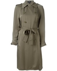 Trench olive Theory