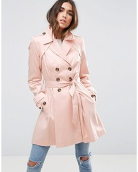 Trench rose Asos