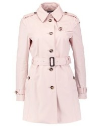 Trench rose Tommy Hilfiger