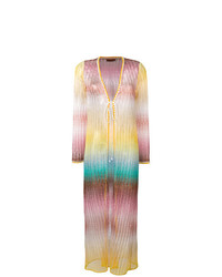 Tunique de plage multicolore MISSONI MARE